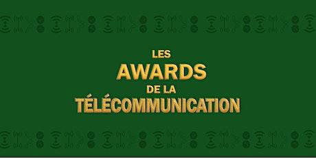 Les Awards de la Télécommunication billets