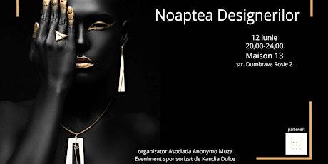 Noaptea Designerilor  2,0 tickets