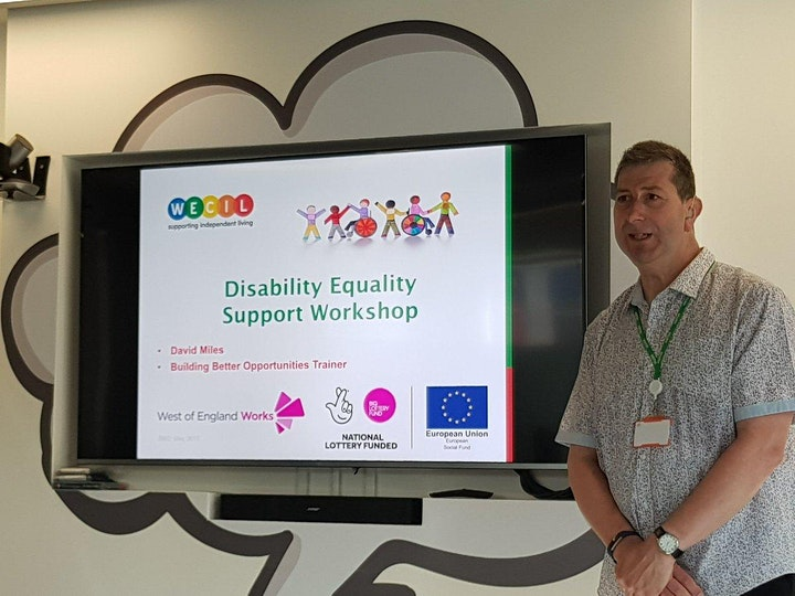 Disability Equality Training provided by WECIL image