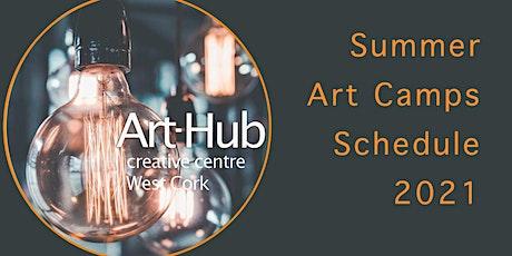 Summer Art Camp 3 tickets