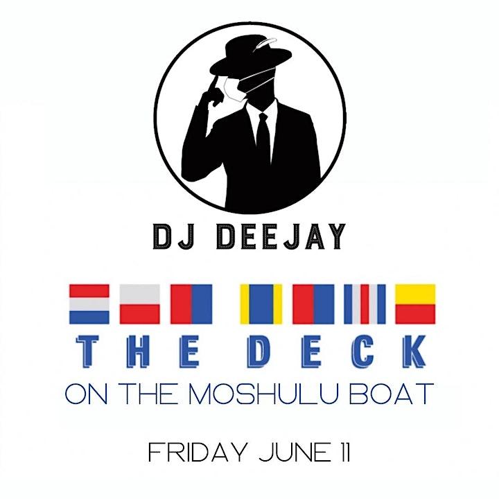 DJ Deejay Moshulu Boat Party! image