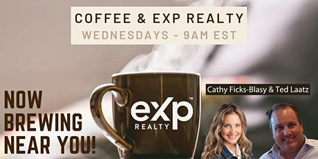 Coffee & eXp Realty with Cathy Ficks-Blasy & Ted Laatz tickets