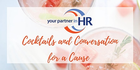 Cocktails and Conversation for a Cause tickets