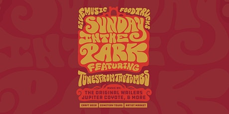 Sunday in the Park featuring Tunes From the Tombs tickets