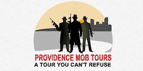 Providence Mob Tour (walking Mafia history tour of Providence, RI) tickets
