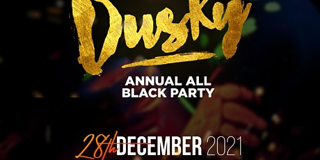 ALL BLACK PARTY tickets