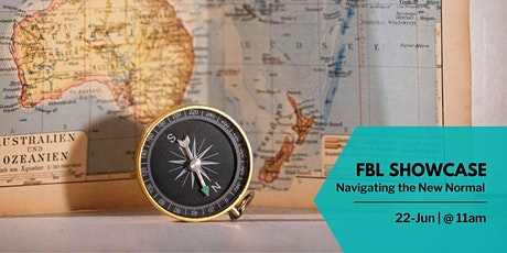 FBL Showcase: Navigating the new normal (11:00-14:30) tickets