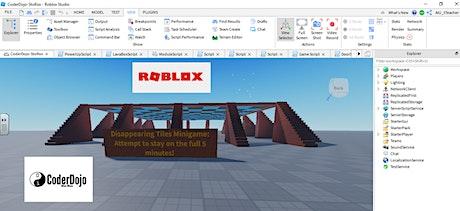 Sto Rox Coderdojo  Virtual  Weekly Meetup tickets