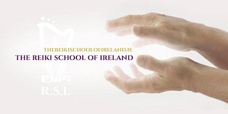 Reiki Diploma (Level 2) Tullamore tickets