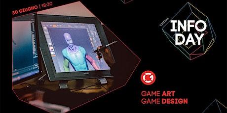 Virtual Info Day • Corsi Games biglietti