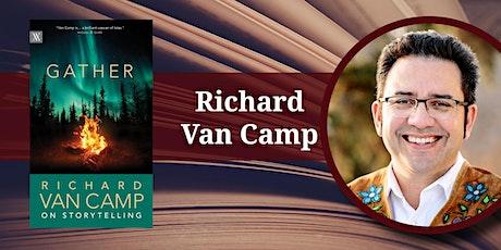 Richard Van Camp:  Gather tickets