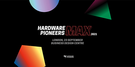 Hardware Pioneers Max 2021 tickets