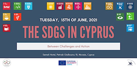 The SDGs in Cyprus: Between Challenges and Action tickets