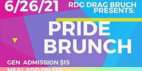 Rdg Drag Brunch presents - Pride Brunch tickets