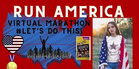 Run America Virtual Race Tickets
