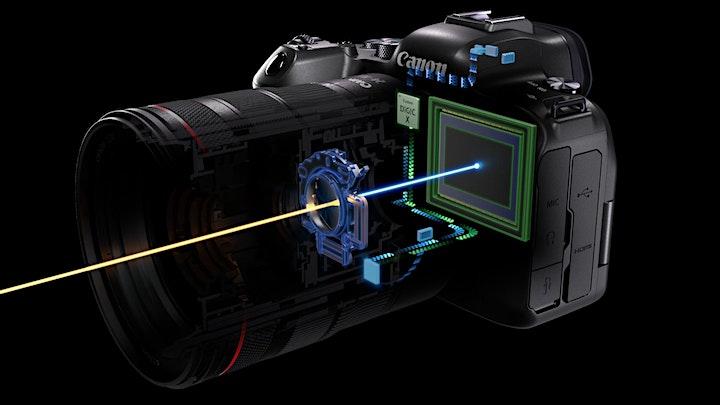 Canon @ Fotoprofi - Personalisiere deine Canon EOS-R-Systemkamera: Bild