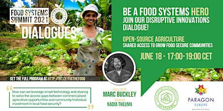 OPEN-SOURCE AGRICULTURE: SHARED ACCESS TO GROW FOOD SECURE COMMUNITIES boletos
