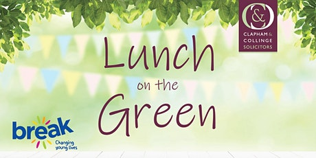 Lunch on the Green 2021 tickets