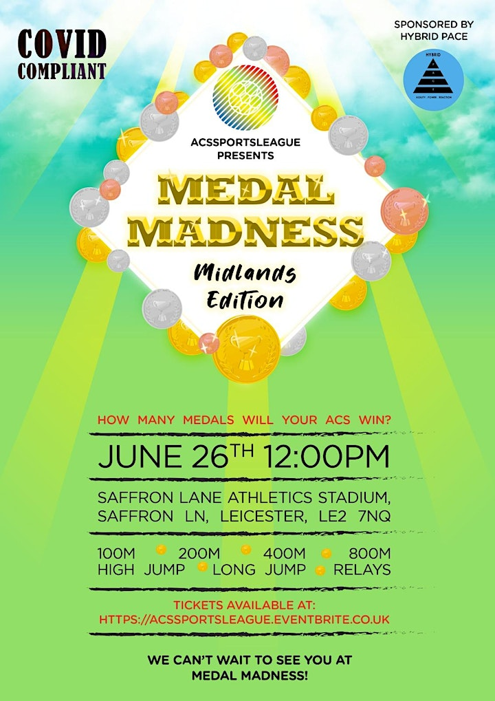 Medal Madness image