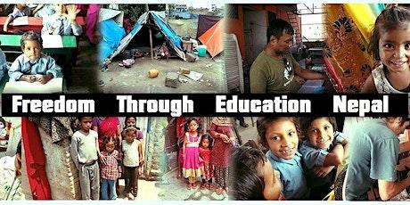 Kavisha, Khandro La  & Choir - Freedom Through Education Nepal Morning Tea tickets