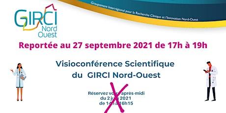 Conférence Recherche Clinique du GIRCI Nord-Ouest du 27 septembre 2021 billets