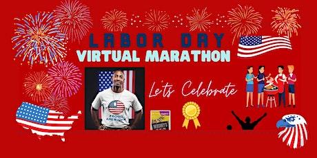 Labor's Day Virtual Marathon biglietti
