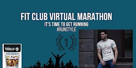 Fit Club Virtual Race tickets