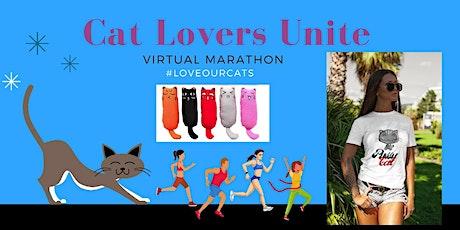 Cat Lovers Virtual Race tickets