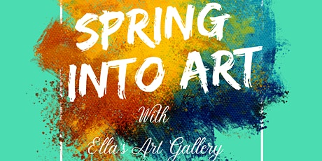 Spring Into Art tickets