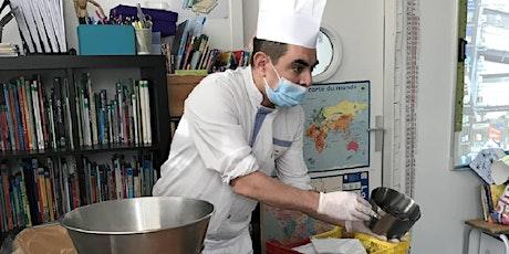 Atelier d'éducation à l'alimentation du SIPLARC billets