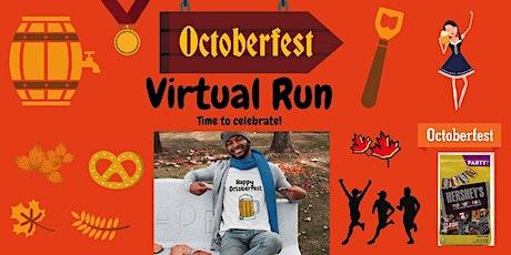 Octoberfest Virtual Marathon biglietti
