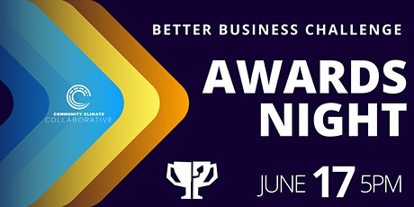 Better Business Challenge Awards Night tickets