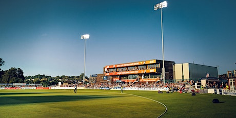 Cricket with Afternoon Tea and networking @ Derbyshire County Cricket Club tickets