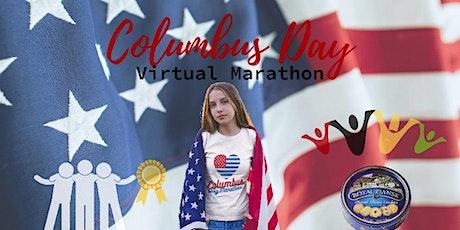 Columbus Day Virtual Marathon tickets