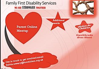 Parent  Online Meetup 'Action for children'. tickets
