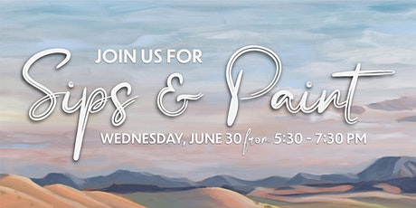 Sips & Paint with Kandice Pierce tickets