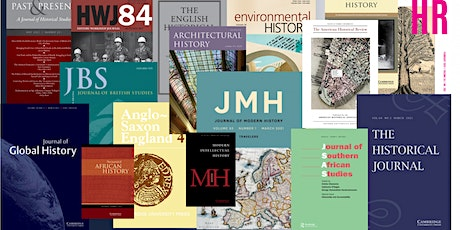 Getting Published: a guide to first articles and journal publishing tickets