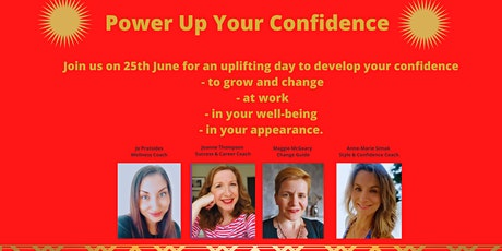 Power Up Your Confidence tickets