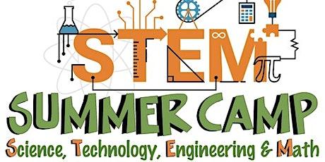 STEM Summer Camp - Week 1 tickets