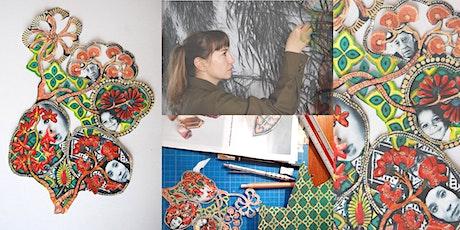 Artist-led Collage Workshops - Diversity Mural tickets