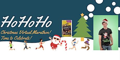 HoHoHo Christmas Virtual Marathon biglietti