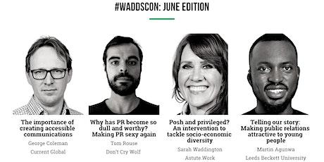 WaddsCon: June edition biglietti