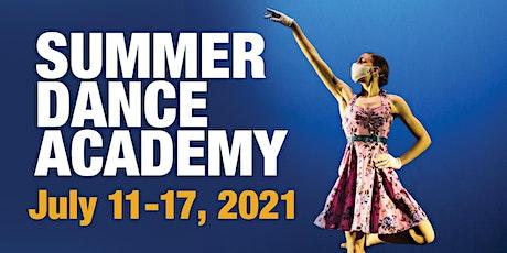 WVU Summer Dance Teen Academy tickets