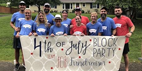 Team Job Fundraiser Block Party BBQ tickets