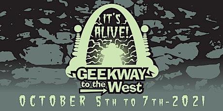 Geekway 2021 tickets