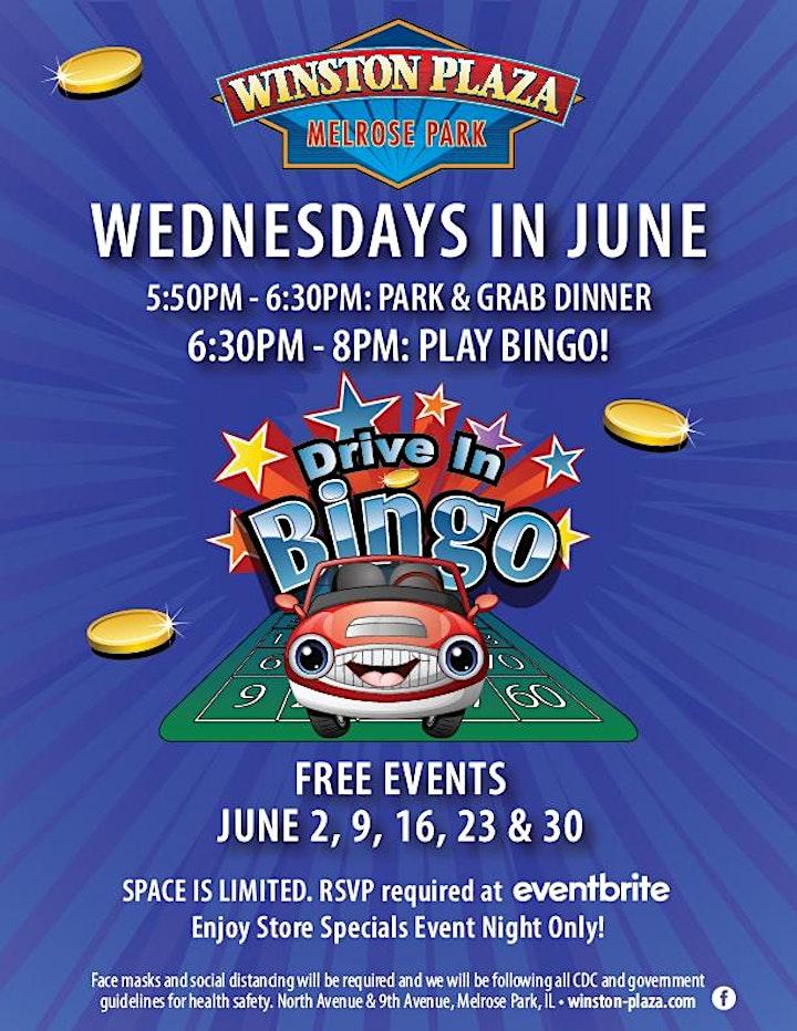 Winston Plaza Bingo Night - Night 2 image