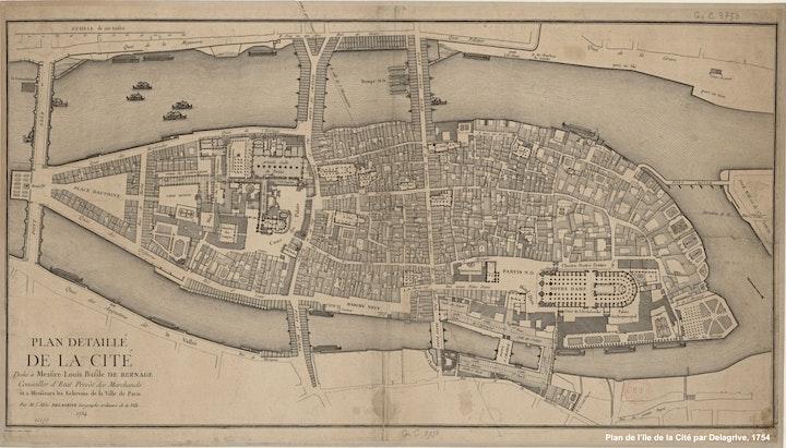 Image pour Notre-Dame, ses abords et l'île de la Cité   7 & 8 juin 2021