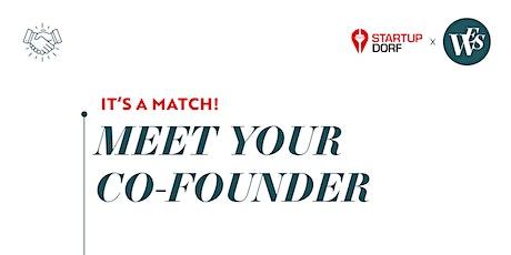 Meet Your Co-Founder biglietti
