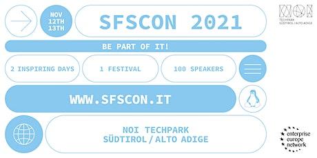 SFScon 2021 biglietti