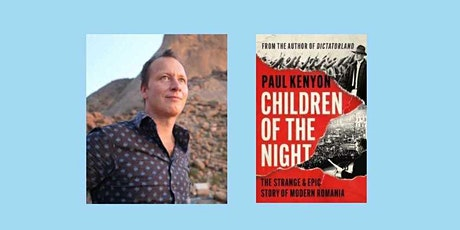 Children of the Night by Paul Kenyon tickets
